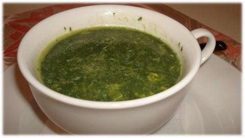 ほうれん草スープ.JPG